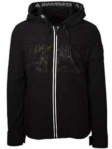 Moose Knuckles University Lightweight Hooded Jacket