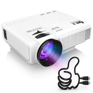 Supported 4Inch Mini Projector with 170 Display 40