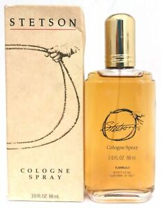 Stetson Vintage by Coty for Men 3 oz Cologne Spray $39.95