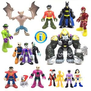 IMAGINEXT DC Super Friends Heroes amp; Villains Used Figures. Loose *Please Select* GBP 4.99