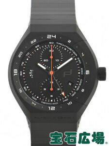 Porsche Design Automatic Titanium Men's Watch Auth