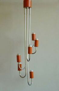 1960s Italia Design Modernism Space Age Ceiling Lamp