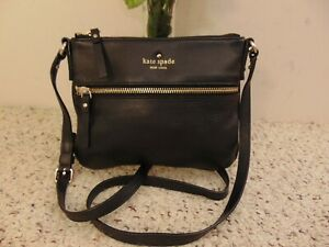 Kate Spade New York Cobble Hill Tenley Cross Body Black