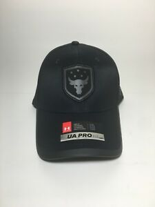 Under Armour Project Rock Armour Vent UA Fitted Hat  Size LXL Pro Fit