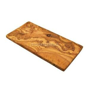 RECTANGLE OLIVE WOOD CUTTING / CHEESE BOARD 12