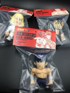 Fist of the North Star Kenshiro Jagi Shin  muscle shot spice seed Figure SSD