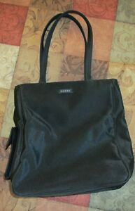 Guess Large Black Purse ToteShoulder Bag. 13in. x 12in.