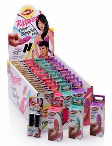 POP Display Ripples Finger Bang-her Vibes and Micro Bullet 2 Packs