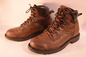 Red Wing Mens 926 EH Dyna Force 6-inch Leather Work Boots Size U.S. 10 EH shoes
