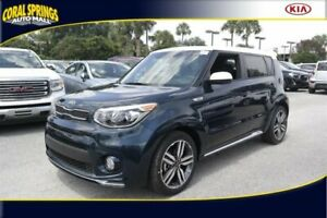 2018 Kia Soul + 2018 Kia Soul Mysterious BlueWhite Roof with 5 Miles available now!