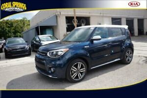 2018 Kia Soul + 2018 Kia Soul Mysterious BlueWhite Roof with 10 Miles available now!