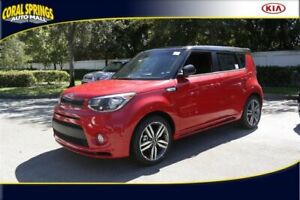 2019 Kia Soul + 2019 Kia Soul Inferno Red wBlack Roof with 15 Miles available now!