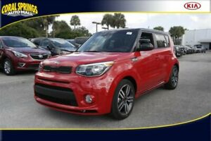 2019 Kia Soul + 2019 Kia Soul Inferno Red wBlack Roof with 11 Miles available now!