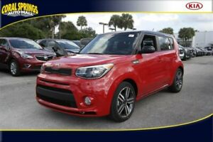 2019 Kia Soul + 2019 Kia Soul Inferno Red wBlack Roof with 10 Miles available now!