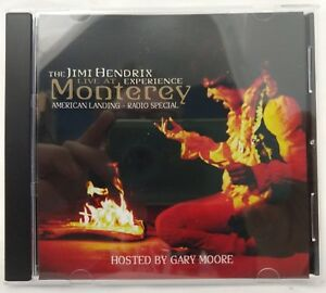 The Jimi Hendrix Experience – Live At Monterey: American Landing Radio Special