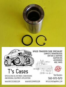 Chevy Transfer Case Adapter For Sale
