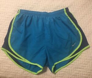 Women's Nike dry fit shorts in blue size small $15.00