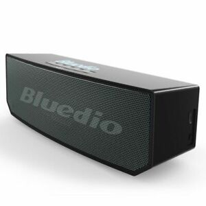 Mini Bluetooth Speaker Portable Wireless With Microphone Supported Voice Control