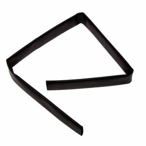 1X(50 cm shrink tube 3: 1 Polyolefin Ø 15mm Heat Shrink Tube Black T3X1)