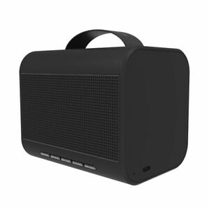 Portable Wireless Speaker Mini Bluetooth With Microphone Supported Voice Control