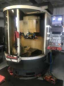WALTER  HELITRONIC 500 R-Model 5 axis CNC Universal Tool & Cut Grinder
