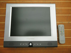 "Majestic TM152 Boat Marine Grade 12 Volt 15"" TFT LCD TV Monitor Display"