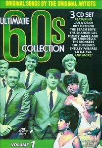 Ultimate 60s Collection, Vol. 1 [Box] by Various Artists (CD, Nov-2008, 3...