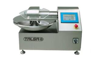 Talsa K15neo Commercial 4 Gal Bowl Chopper  Cutter - Single Phase 220V