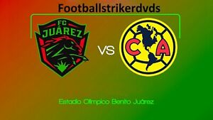 2019 Copa MX Final Club America vs Juarez on DVD