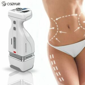 2018 Newest Mini HIFU RF 2IN1 Slimming Body Belly fat removal Massager handy