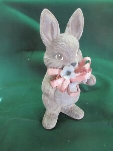 Large Ceramic Easter Bunny $4.50