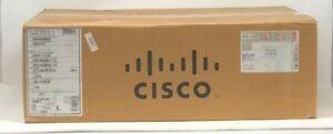 Factory Sealed  Cisco Catalyst 4500E Series Universal PoE Line Card Switch