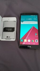 LG G4 LGLS991 - 32GB - Metallic Gray (Unlocked) with Accessories