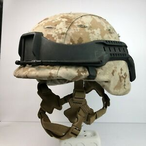 Boltless Helmet Rail NVG Mount System Fits USMC ARMY LWH ACH ECH FAST PASGT SDS