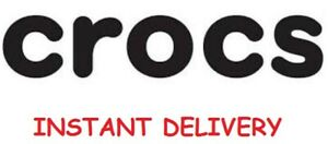 Crocs $15 Off $50 Coupon Entire Purchase Online Only ***INSTANT DELIVERY***