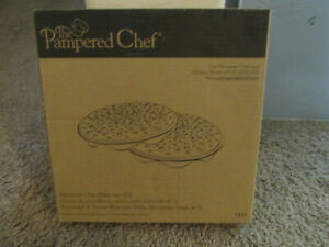The Pampered Chef Microwave Chip Maker new $12.99