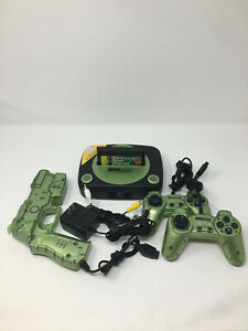 Virtual Station Interactive TV Video Game With 2 Controllers Gun 80000 Games