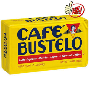 Cafe Bustelo Ground Coffee (10 oz., 4 pk.) *BEST DEAL IN USA**