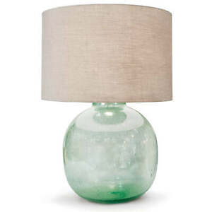 Regina Andrew Design Seeded Recycled Glass Table Lamp