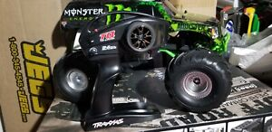 Traxxas Stampede Monster Jam Truck collectors item rare
