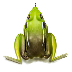 Lunkerhunt LF10 Lunker Frog Series 2.5-Inch King Toad Style Fishing Lure