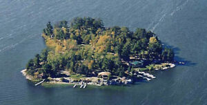 Lake of the Woods Ontario Canada Private Island 10 Acre Resort Retreat