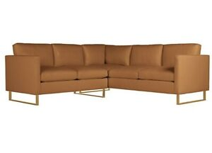 Authentic DWR Exclusive Goodland Small Sectional Sofa  Design Within Reach