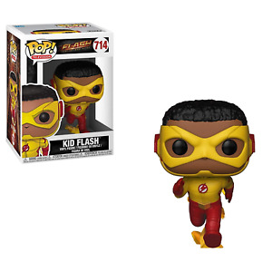 DC The Flash #714 - Kid Flash - Funko Pop! Television - Brand New