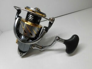 Used Good Shimano 14 STELLA 4000  Spinning Reel from Japan