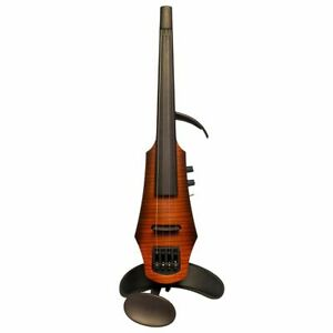 NS Design NXTa Electric Violin - Satin Sunburst NS Polar Pickup System cw case
