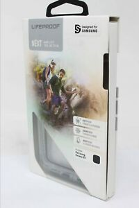 LifeProof Next Series Case for Samsung Galaxy S9 - Black Crystal Clear