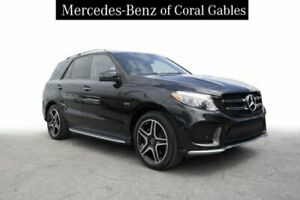 2017 Mercedes-Benz Other AMG GLE 43 2017 Mercedes-Benz GLE AMG GLE 43 23711 Miles Black Sport Utility Twin Turbo Pre
