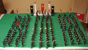 One of a kind - 195 Piece German Army SS Marching Band and Troops