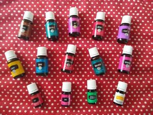 SEALED YOUNG LIVING Essential oils 15 and 5 ml WHOLESALE PRICING! Free Shipping